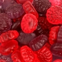 Blackberries & Raspberries Gummy Candy - 2.2 LB Bag