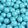 Powder Blue Shimmer Pearl Mini Gumballs