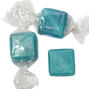 Blue Peppermint Ice Cubes Candy