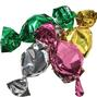 Foil-Wrapped Fruit Candy