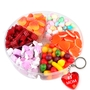 Mothers Day 6-Section Candy Gift Tray
