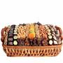 Chocolate, Dried Fruit & Nut Gift Basket