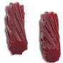 Red Soft Licorice Logs - Strawberry