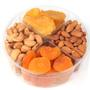4-Section Dried Fruit & Nut Tray