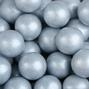Silver Pearl Gumballs