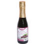 Sparkling Grape Juice Bottle