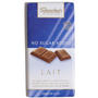 No Sugar Added Lait/Milk Chocolate Bar