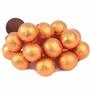 Orange Milk Chocolate Balls