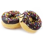 Passover Chocolate Sprinkles Doughnuts - 5CT