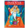 Passover Kids Coloring Book