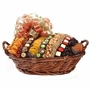 XL Holiday Chocolate & Nut Basket