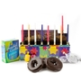 Hanukkah Kids Tin Menorah Gift