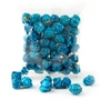 Navy Blue Candy Coated Popcorn Snack Pack - 12 Pack
