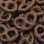 Chocolate Coated Pretzels