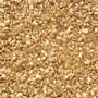 Gold Sparkling Coarse Sugar Crystals - 11 oz Jar