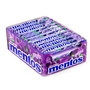 Mentos Grape Candy Rolls - 40CT Case