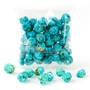 Blue Candy Coated Popcorn Snack Pack - 12 Pack