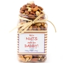 'We are Nuts About You Daddy'Mixed Nut Gift