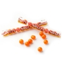 Wrapped Orange Sixlets