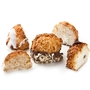 All Natural Passover Assorted Coconut Macaroons - 8-Pack