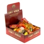 'Penny Parade' Foiled Milk Chocolate Coins in Mesh Bags - 20 Piece Box