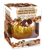 Milk Chocolate Toffee Crunch Break-A-Part Ball