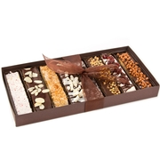 Chocolate Biscotti Gift Box - 8CT