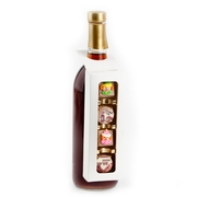 Wine Bottle Chocolate Box - 4 Pieces