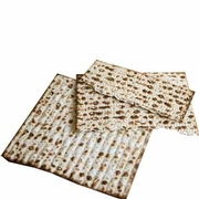 Machine-Made Passover Matzos