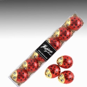 Milk Chocolate Lady Bugs Gift Stick