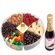 6-Section Purim Gift Tray