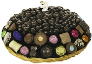 10-Inch Wedding Chocolate Gift Tray