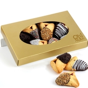 8-Pc. Chocolate Dipped Hamantashen Gift Box