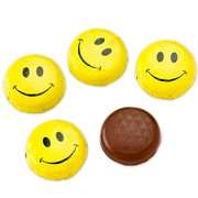 Chocolate Smiley Faces