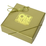 4 Pc Gold Gift Box