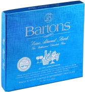 Bartons Dark Chocolate Almond Barks