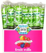 Green Apple Fruit Roll - 48CT Display Box