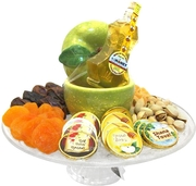 Apple Honey Dish Gift Tray (Israel Only)