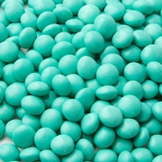 Gourmet Chocolate Covered Mints - Tiffany Blue