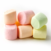 Assorted Fruit Flavored Marshmallows