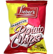 Barbecue Potato Chips - 72CT Case