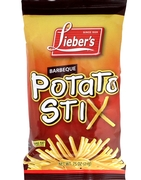 Barbecue Potato Sticks - 60CT Case