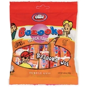 Bazooka Tropical Flavor Gum Bag