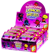 Berry Lemonhead & Friends Mini Candy Balls - 24CT Case