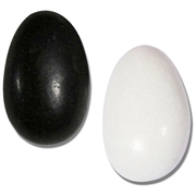Black & White Tuxedo Jordan Almonds