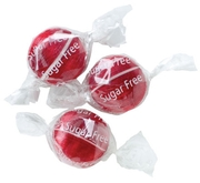 Sugar-Free Pomegranate Candy Buttons