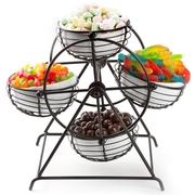 Carousel Snack Candy Wheel