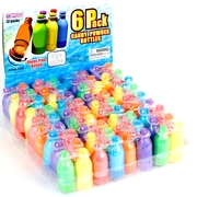 Candy Powder Bottles 12/6-Packs