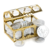 Chanukah Gelt Treasure Chest