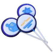 Hanukkah Lollipop